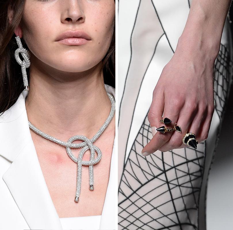 Неделя Haute Couture — из Парижа из первых уст: показ Atelier Versace