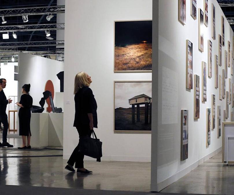 Арт-ярмарка современного искусства Art Basel