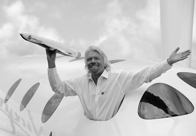 Business & Lifestyle: как организуют свой день успешные люди? Ричард Брэнсон
