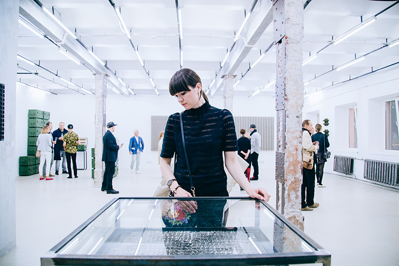 Art & More: новый конструктор Дмитрия Теселкина. Елена Карнеева