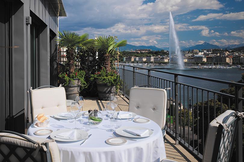 Идея наканикулы: Пасха вевропейских отелях. Женева, Швейцария: отель LeRichemond