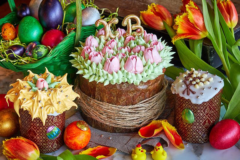 Пасха вмосковских ресторанах: необычные куличи, подарочные корзины ипраздничное меню. «Паб ЛоПикассо»