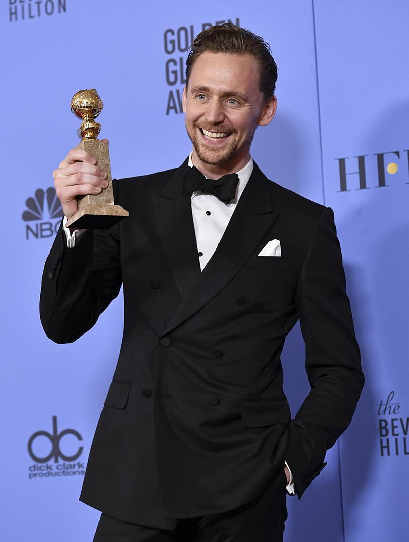 КиноТеатр: «Ла-Ла Лэнд» идругие победители «Золотого глобуса». Том Хиддлстон