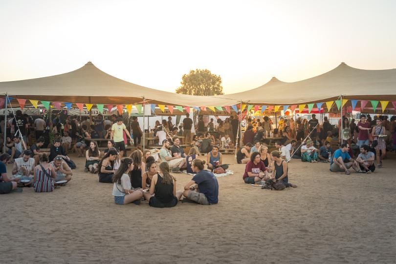Звуки пустыни: как проходит музыкальный фестиваль InDnegev