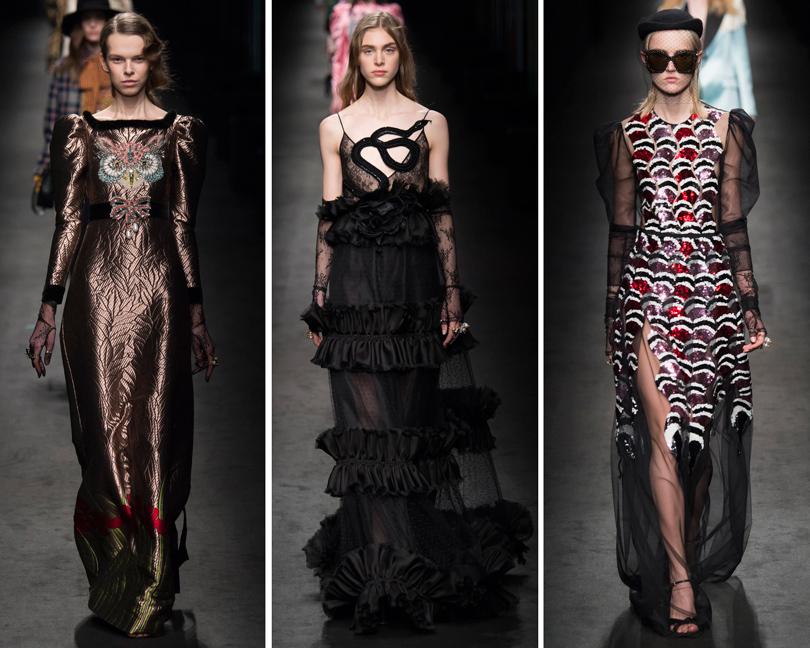 Ключевые показы первых дней Недели моды в Милане: Gucci