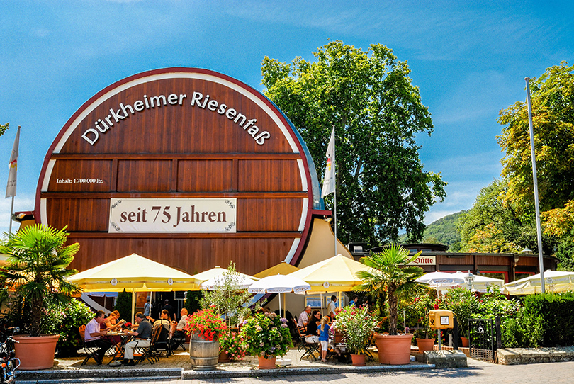 Винный фестиваль вГермании