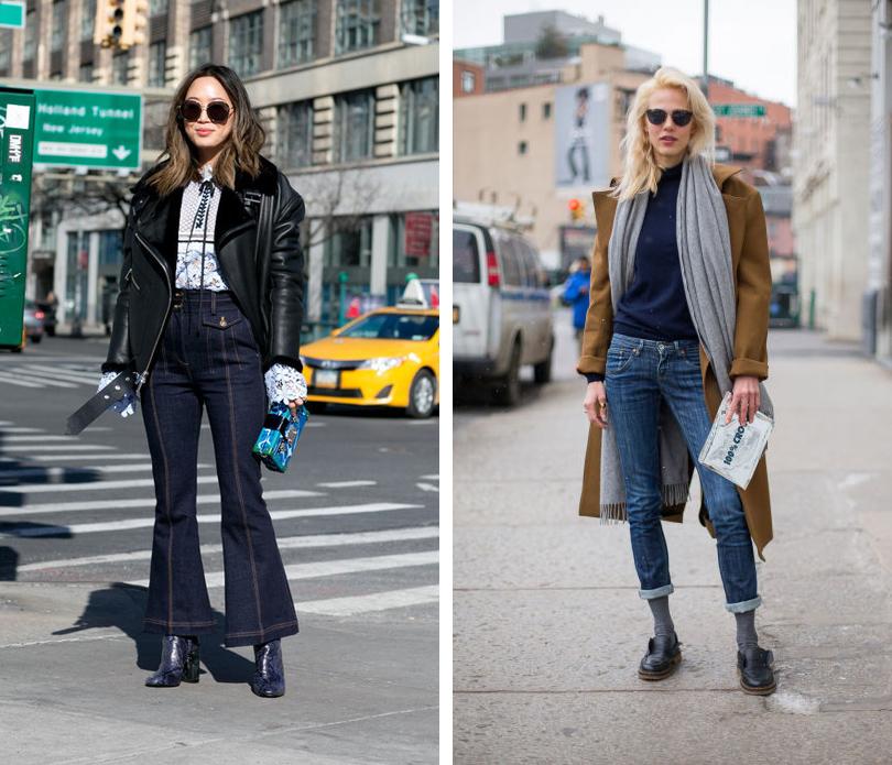 Лучшие образы на Неделе моды в Нью-Йорке: модный блогер Эми Сонг, модель Аймелин Валад