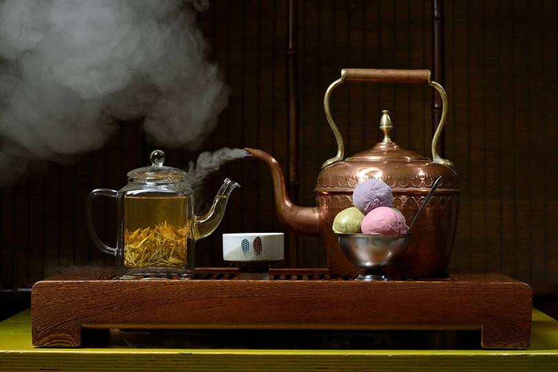 Слушает, даест: чему можно научиться вмосковских ресторанах. «Чайная высота. Дом чая имороженого»