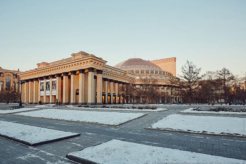 Celebrity Travel. Ида Кехман: Новосибирск— город моего детства. Новосибирский академический театр оперы и балета