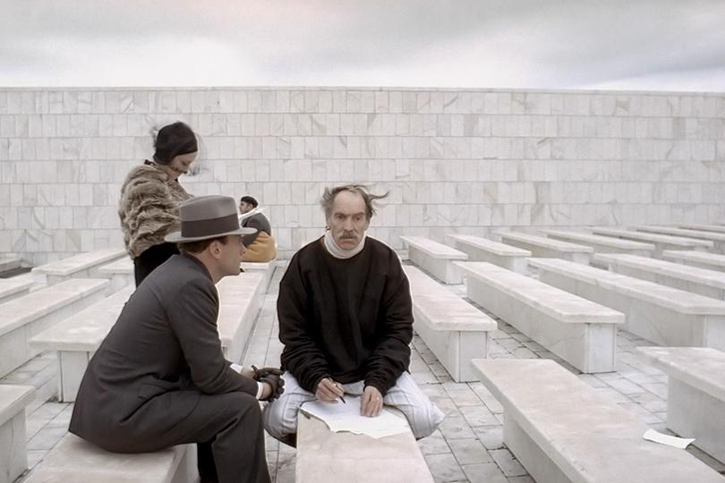 Дом как музей: как оформить интерьер античными скульптурами. «Конформист» Бернардо Бертолуччи