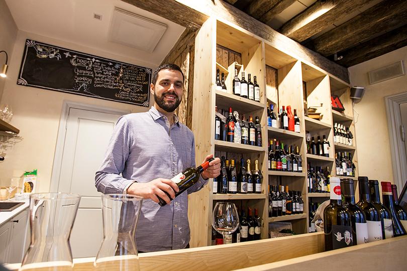 Идея наканикулы: Таллин. Wine Not: посольство винной Португалии