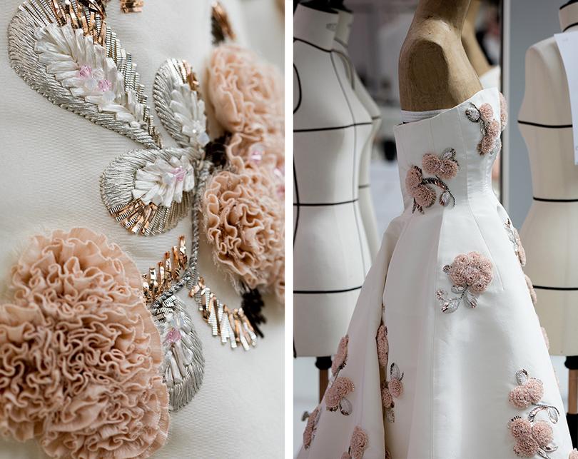 Savoir-Faire: как создают платья звезд для Каннского фестиваля? ЛюИфэй