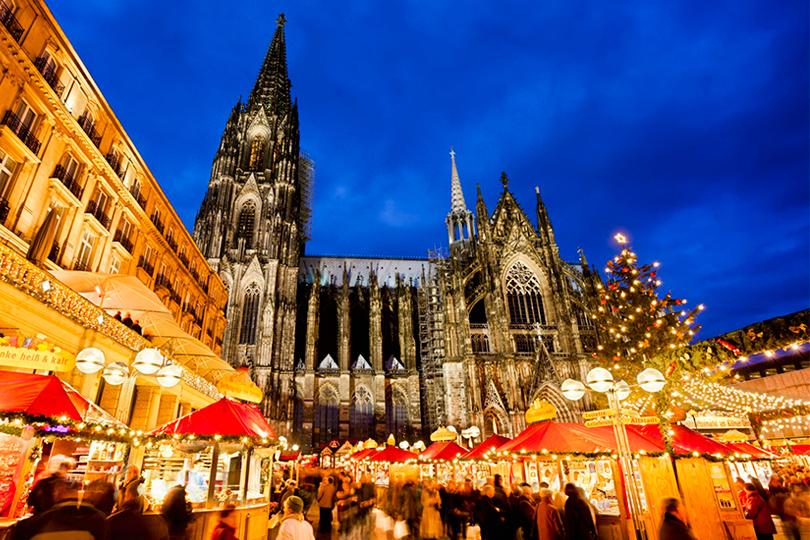 Самые лучшие рождественские базары Европы: Кельн