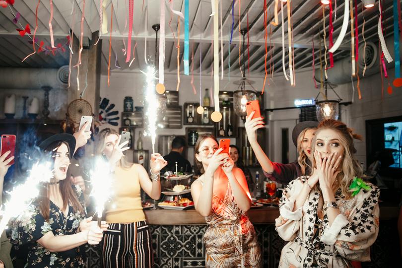 В стиле Coachella: день рождения Ясмины Муратович