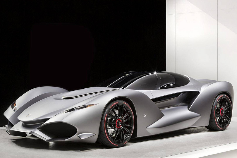 Cars with Jan Coomans. Tokyo Motor Show— the latest from the land ofGodzilla. Iso Rivolta Vision Gran Turismo