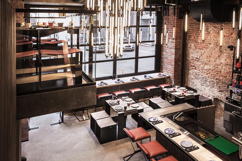 Новый ресторан: 15/17 Bar&Grill Bar&Grill вБольшом Черкасском переулке