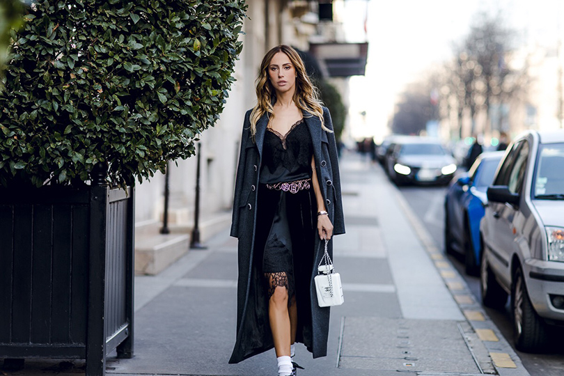Style Notes: нежность иблеск— показ Chanel наНеделе высокой моды. Милана Королёва