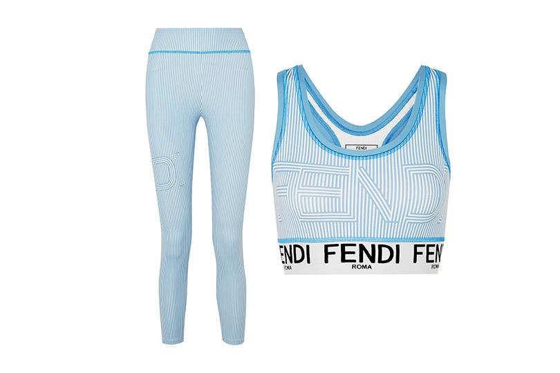 Новогодние подарки для миллениалов. Спортивная униформа от Fendi