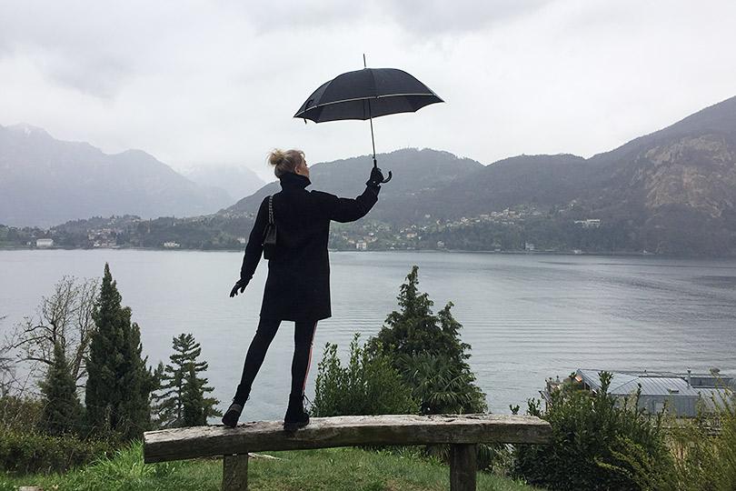 #postatravelnotes Дарья Михалкова— опоездке вМилан ипрогулках познаменитому озеру Комо