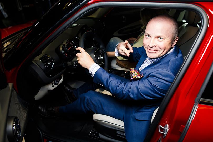 АвтоПремьера: MINI Clubman уже в Москве
