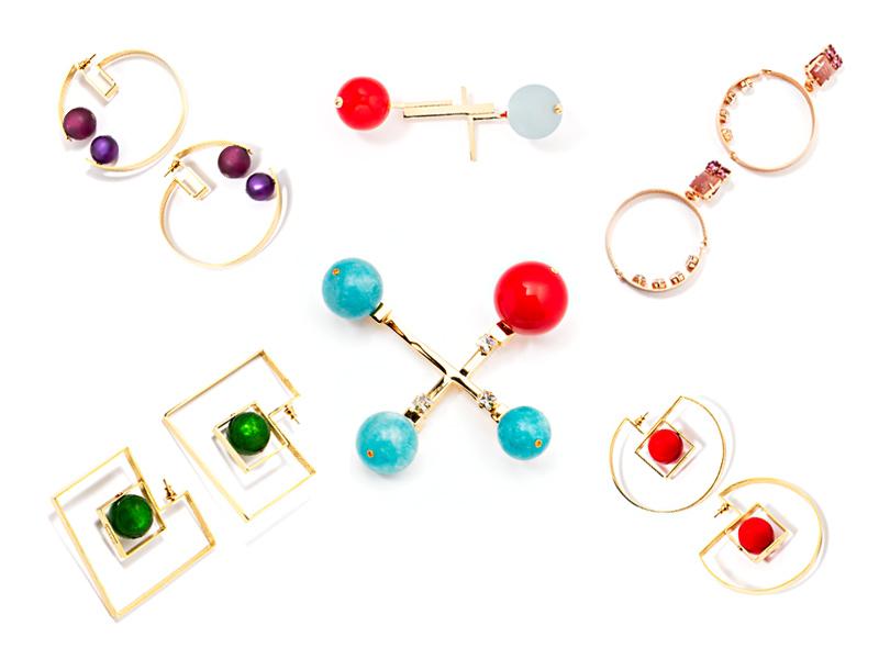 Style Notes: какую бижутерию выбрать этим летом? Crystalline Jewellery