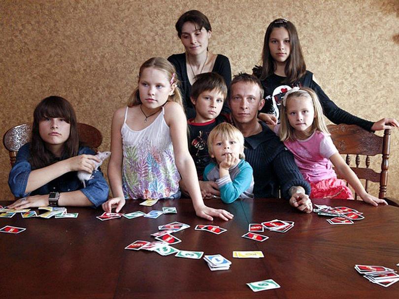 таком иван охлобыстин и его семья фото дополнение