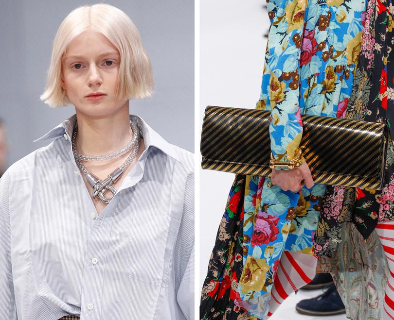 Самые знаковые показы Недели моды в Париже, 2016: Balenciaga