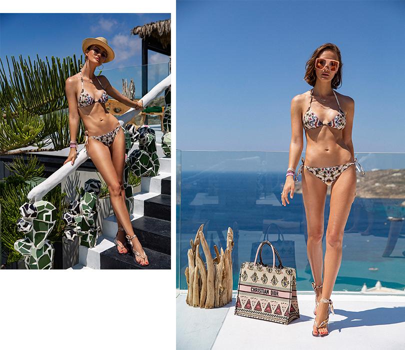 #postatravelnotes Лето. Миконос. Dior Riviera. #diorriviera иМаргарита Лиева