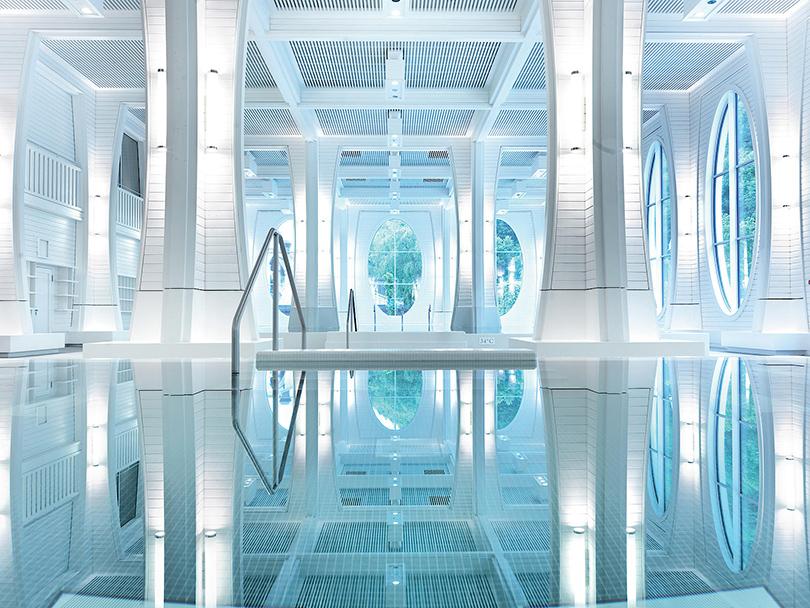Health & Beauty с Еленой Темиргалиевой: 5 спа-курортов, которые стоит посетить в этом сезоне. Grand Resort Hof Ragaz, Швейцария, Бад-Рагац