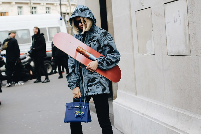 Street Style: лучшие образы уличной моды сParis Couture осень-зима— 2018