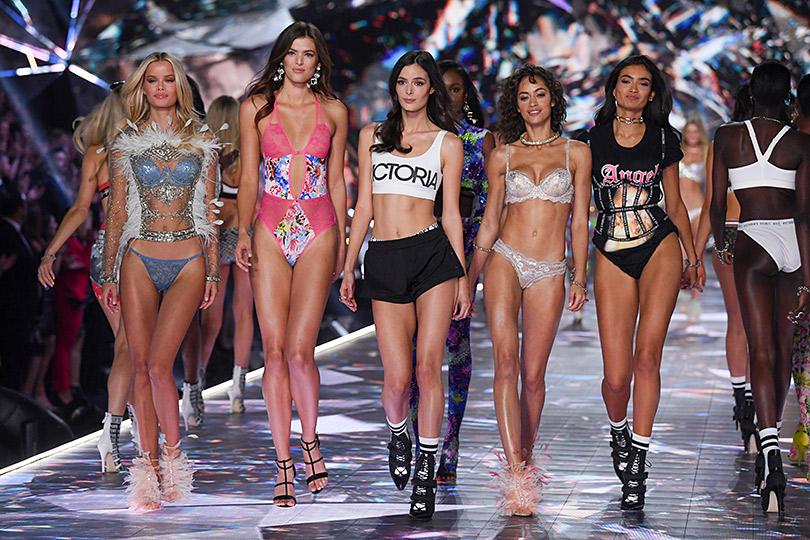 Как прошло шоу Victoria's Secret 2018: все самое интересное о главном показе осени. Участницы шоу Victoria's Secret