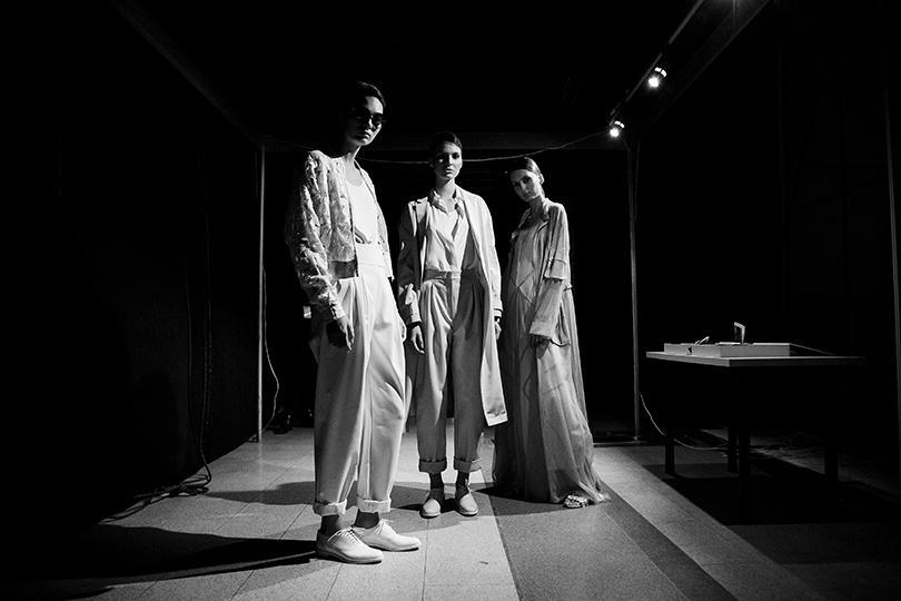 Style Notes: эстетика 80-х в весенней коллекции Valentin Yudashkin