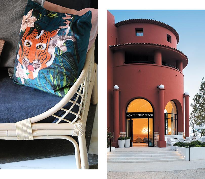 Spa Le Tigre Monte-Carlo в отеле Monte-Carlo Beach