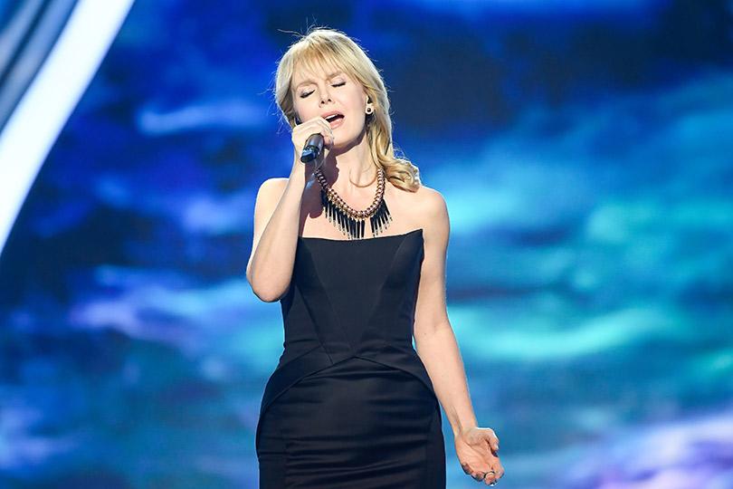 Валентин Юдашкин представил праздничное шоу вчесть 8Марта. Валерия