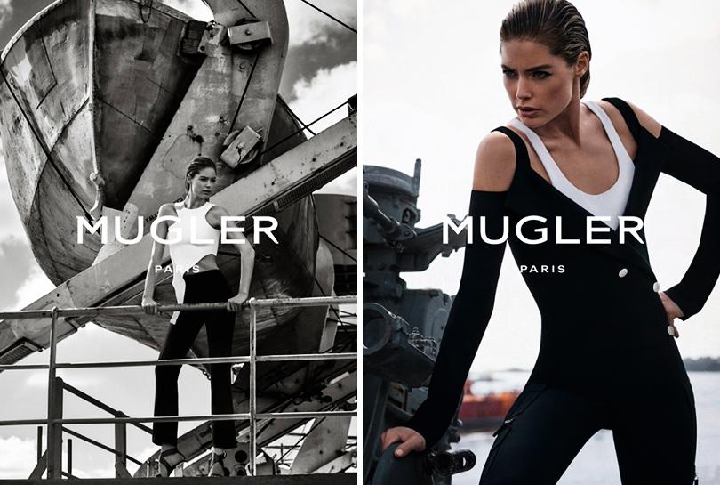 Лучшие рекламные кампании сезона весна-лето 2016: Mugler