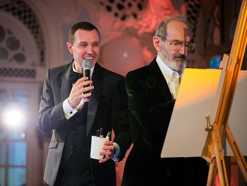 Игорь Верник и Эрик Булатов