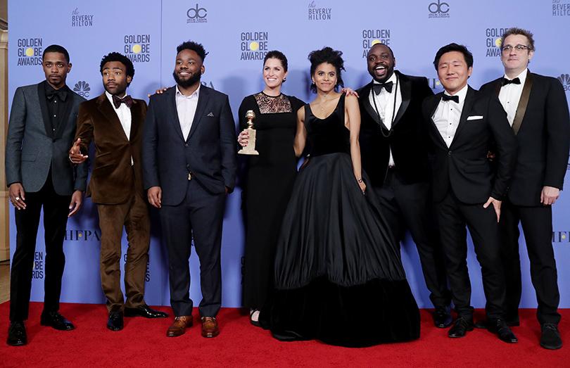 КиноТеатр: «Ла-Ла Лэнд» идругие победители «Золотого глобуса». «Атланта»