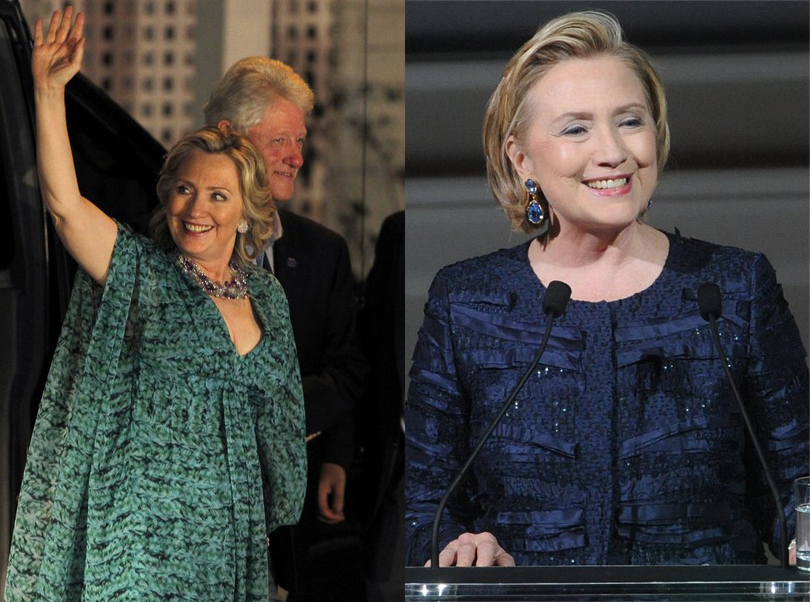 Хиллари Клинтон (2010г. и 2013г.)