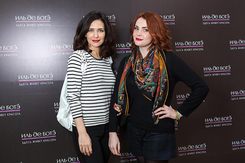 Екатерина Климова и Екатерина Вуличенко