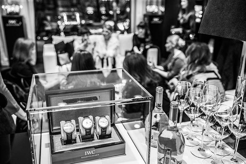 Часы из коллекции IWC Portofino 37