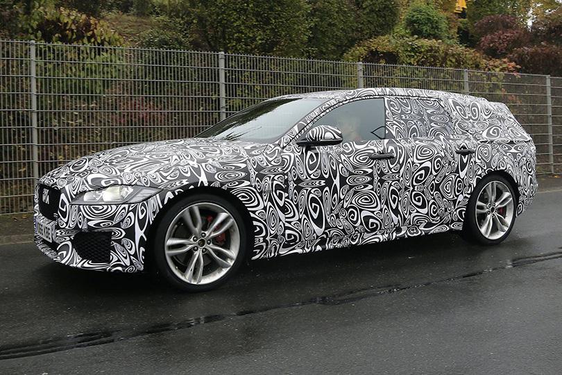 Jaguar XFSportbrake