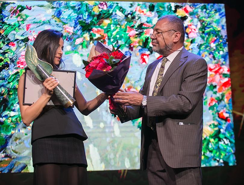 В Москве вручили премии в области изобразительного искусства «Вера». Джордже Петреску