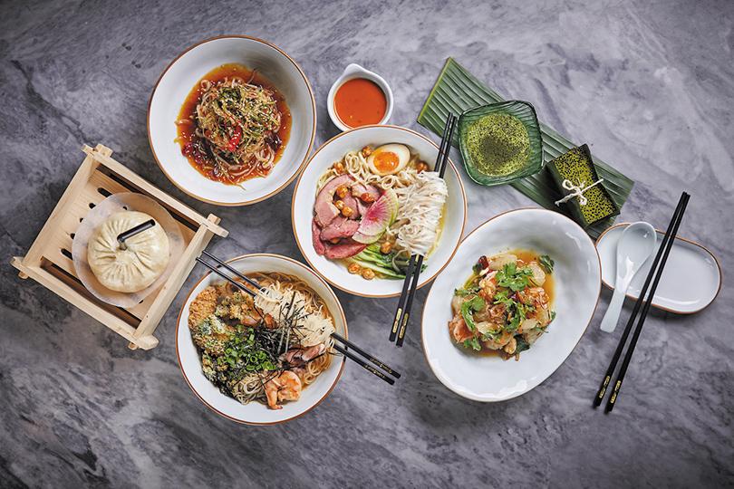 Блюда ресторана Hong Kong