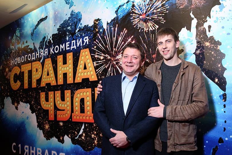 Ян Цапник и Александр Паль