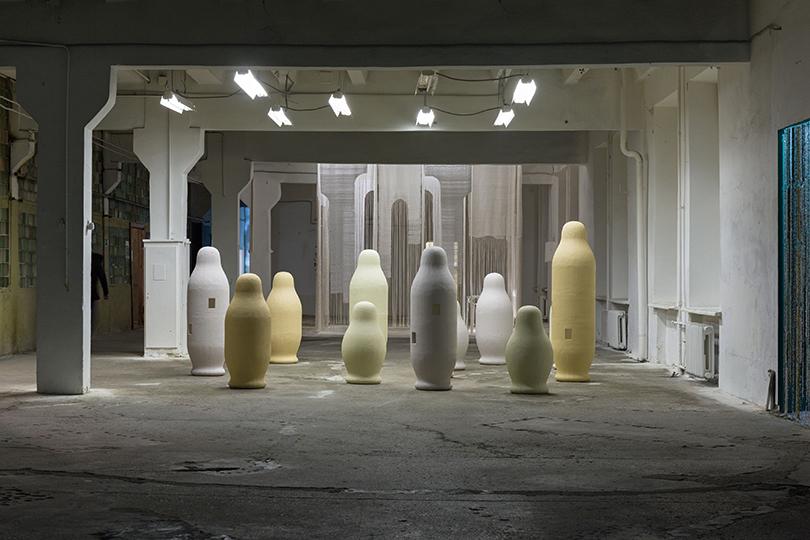 Флориан Граф. Two spirits Программа арт-резиденций 4-й Уральской индустриальной биеннале (2017), Приборостроительный завод