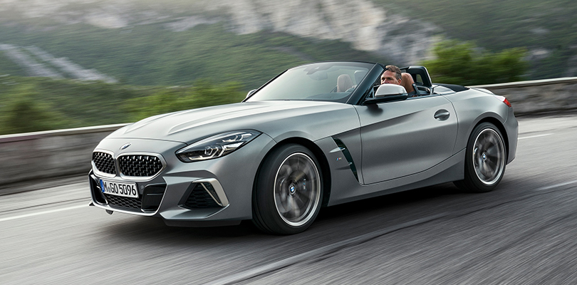 Cars with Jan Coomans. The most interesting cars (according tome) that wewill get in2019. BMW Z4
