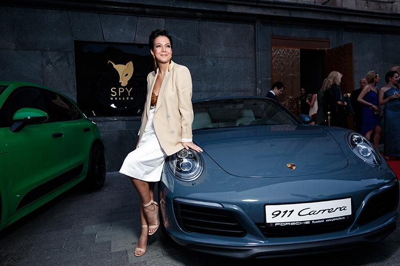 Светская хроника: вечеринка Carolina Herrera 212 VIP Wild Party. Ксения Чилингарова