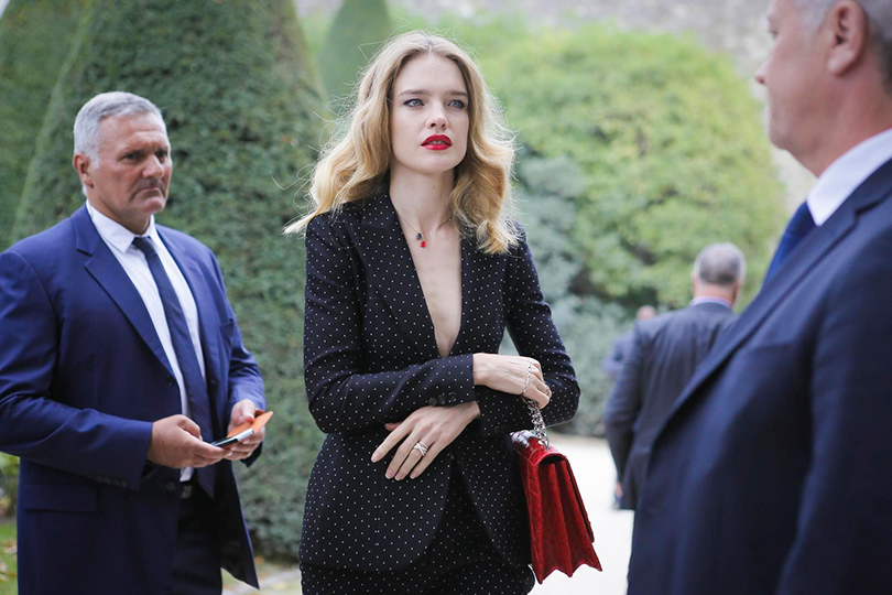 Style Notes: первая коллекция Марии Грации Кьюри для Dior. Наталья Водянова