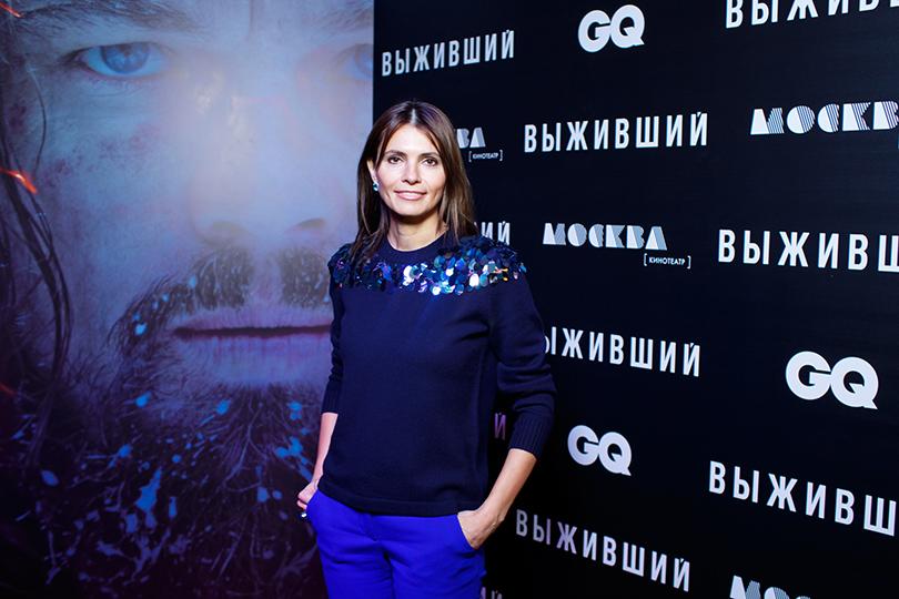 Анна Брострем