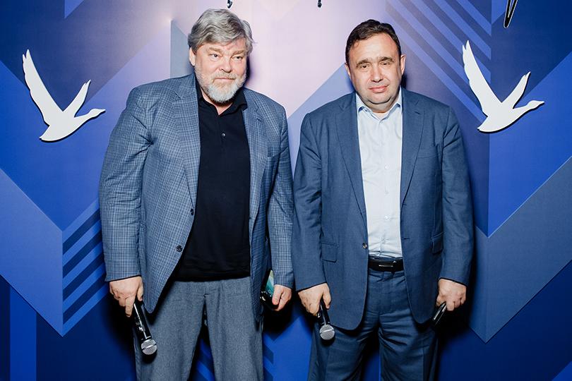 Константин Ремчуков и Александр Раппопорт